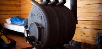 Печь на дровах с высоким КПД