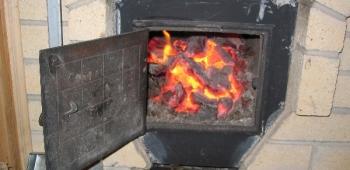 Печи для дома на угле