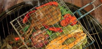 Решетка для барбекю, гриля, мангала